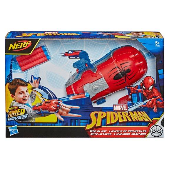 Lanceur de projectiles Spider-Man