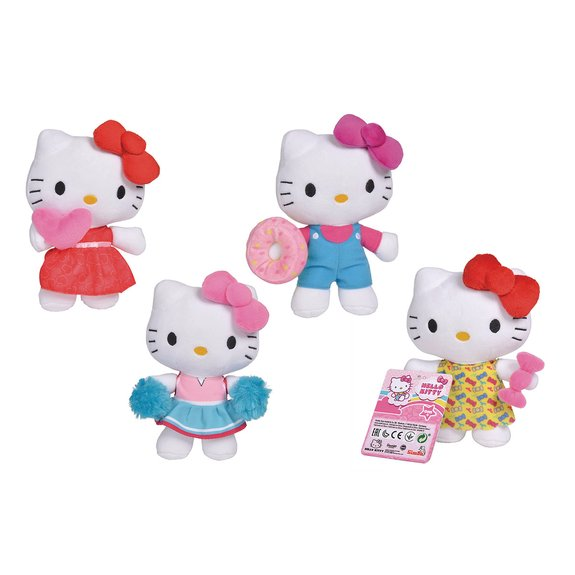 Peluche Hello Kitty 20 cm