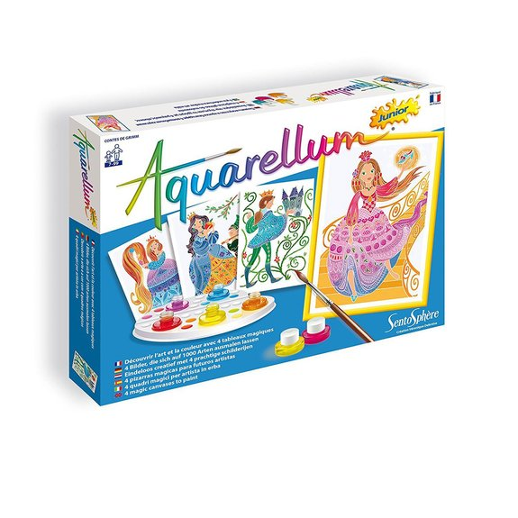 Aquarellum junior : Contes de Grimm