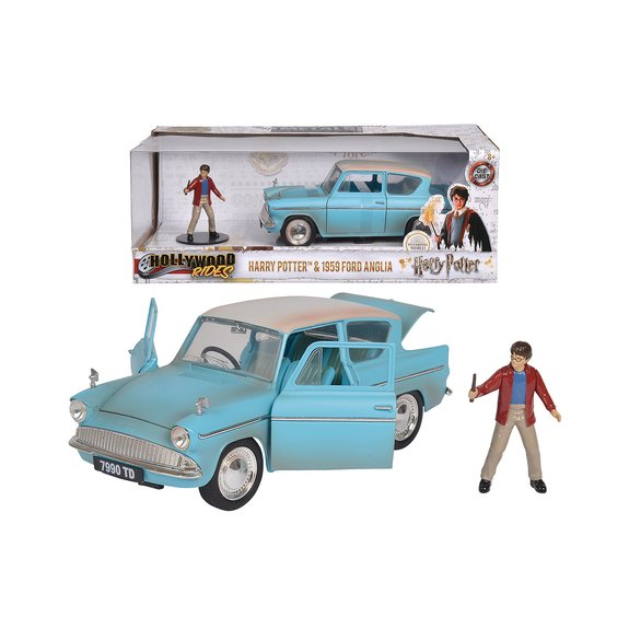 Voiture 1/24 Ford Anglia Harry Potter