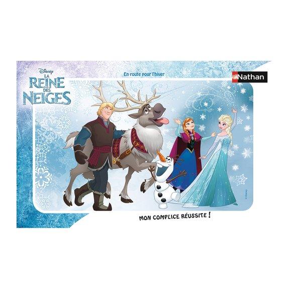 En route pour l'hiver - Puzzle Disney La Reine des Neiges