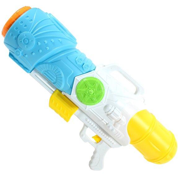 Maxi pistolet à eau 60 cm à pompe