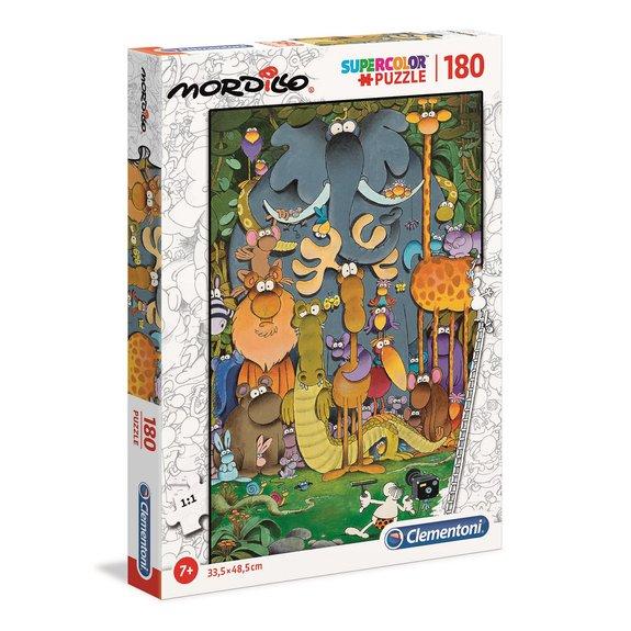 Puzzle Mordillo 180 pièces - The Picture