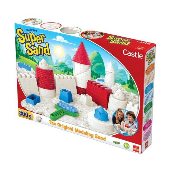Château de sable Super sand castle
