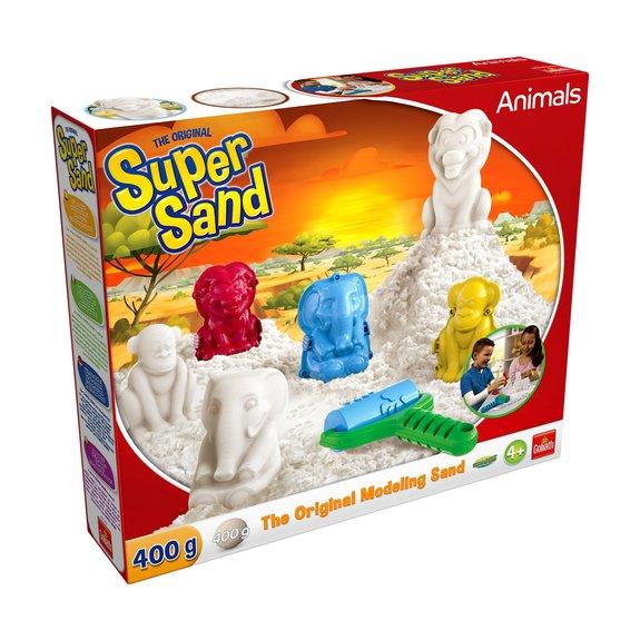 Super Sand - Les animaux