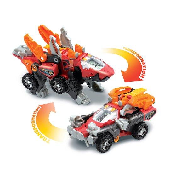 Lutor, Super stégosaure Switch and Go
