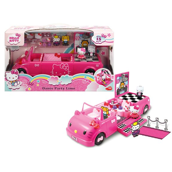 Limousine Hello Kitty