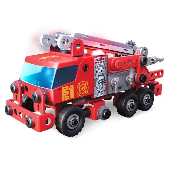 Camion de pompiers - Meccano Junior