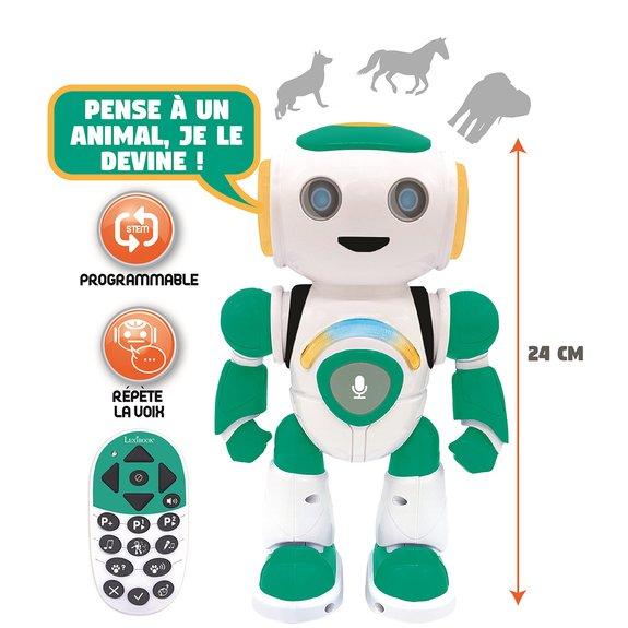 POWERMAN®, mon 1er robot interactif intelligent