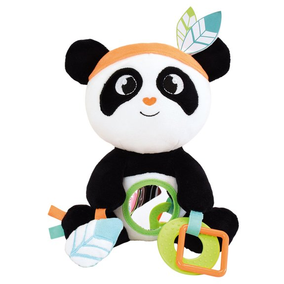 Peluche activités - Indian Panda