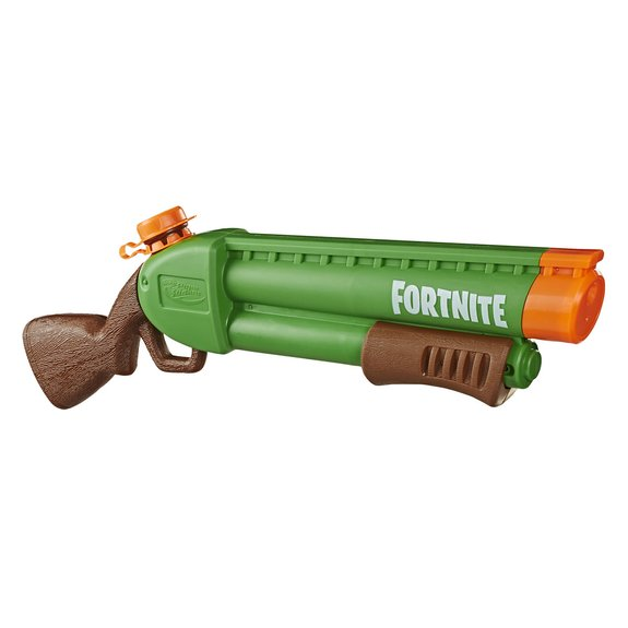 Pistolet à eau Nerf Super Soaker Fortnite Pump-SG