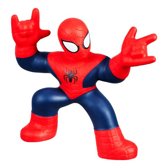 Figurine Supagoo Spider-Man 21 cm - Goo Jit Zu Marvel
