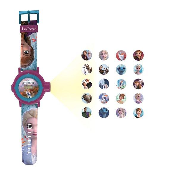 Montre digitale La Reine des Neiges 2