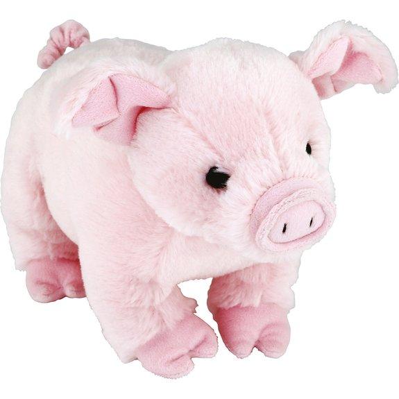 Peluche agneau ou cochon