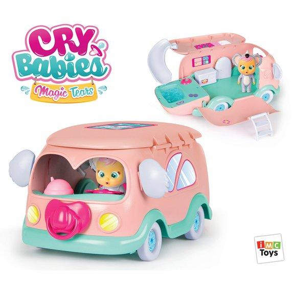 Camping-car de Koali Cry Babies