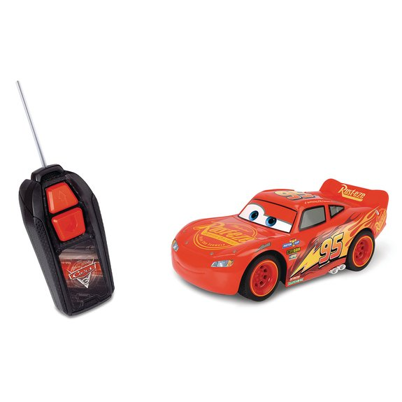Cars 3 - Voiture radiocommandée Flash McQueen 1:32