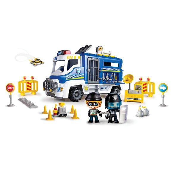 Camion de police Pinypon Action