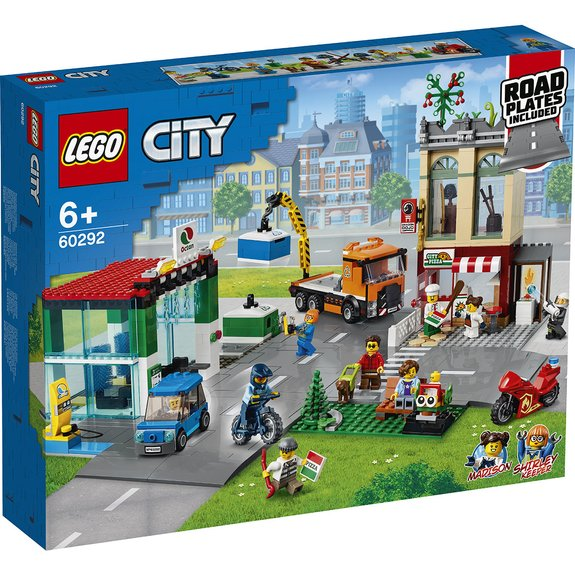 Le centre-ville LEGO CITY 60292
