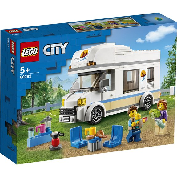 Le camping-car de vacances LEGO CITY 60283