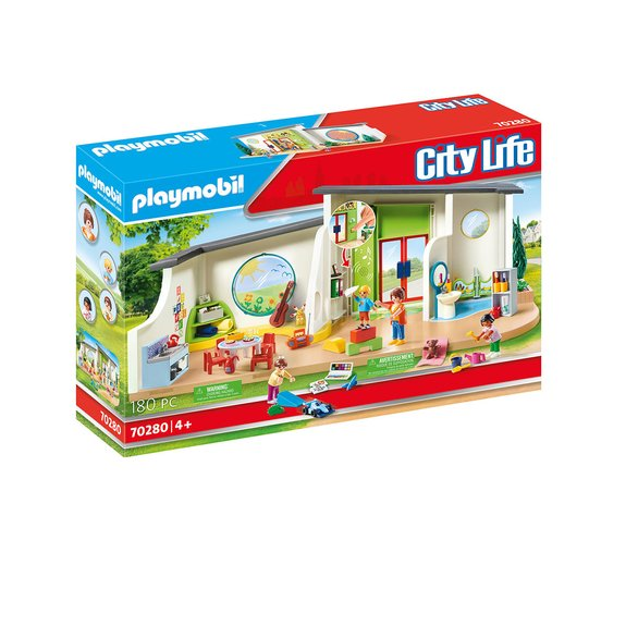 Le centre de loisirs Playmobil City Life 70280