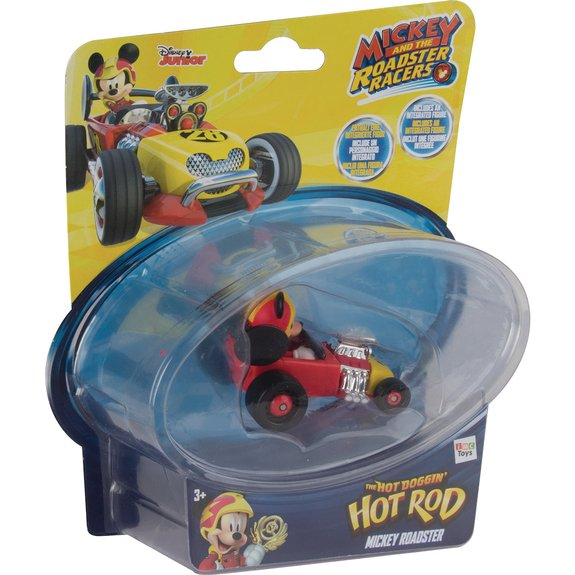 Voiture de course Mickey Roadster