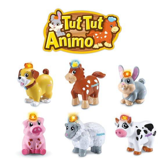 Tut Tut Animo - Animaux de la ferme