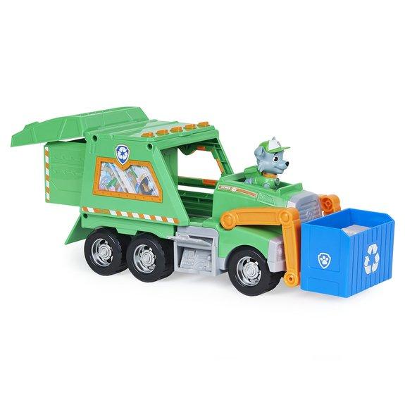 Pat' Patrouille - Camion de recyclage de Rocky Reuse It Paw Patrol