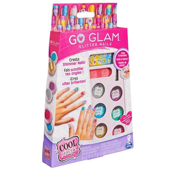 COOL MAKER - Go Glam Glitter Nails