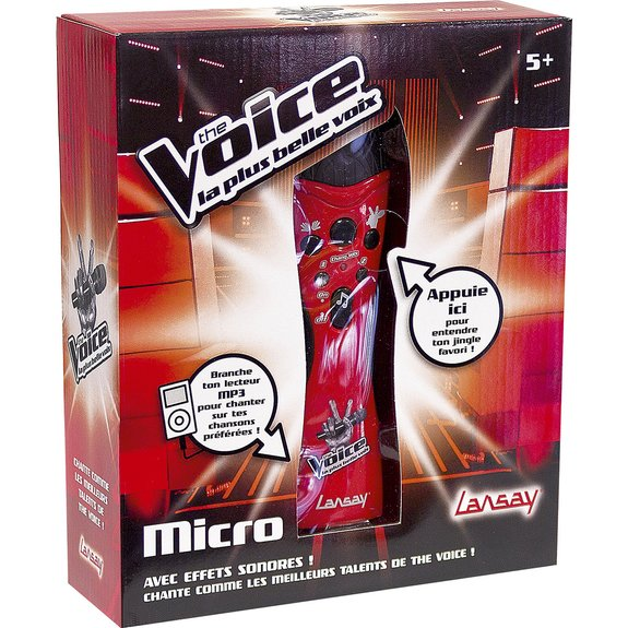 Micro The Voice