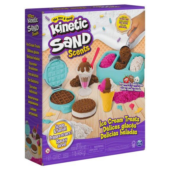 Kinetic Sand Délices Glacés