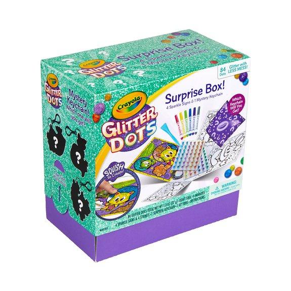 Glitter Dots - Surprise Box