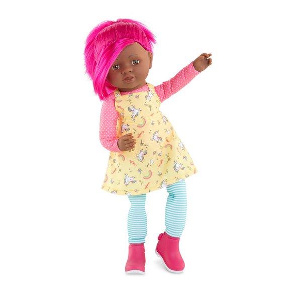 Rainbow doll Céléna