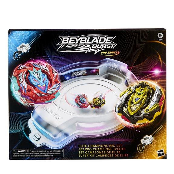 Beyblade Burst Pro Series - Set pro champions d'élite