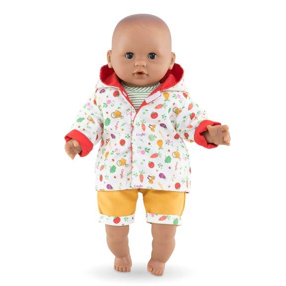 Imperméable La fête du potager Mon premier bébé 30 cm