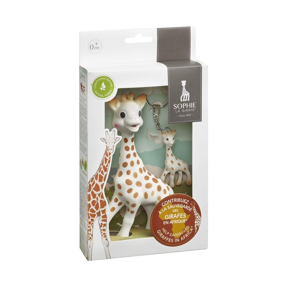 Coffret Sophie la Girafe et GCF