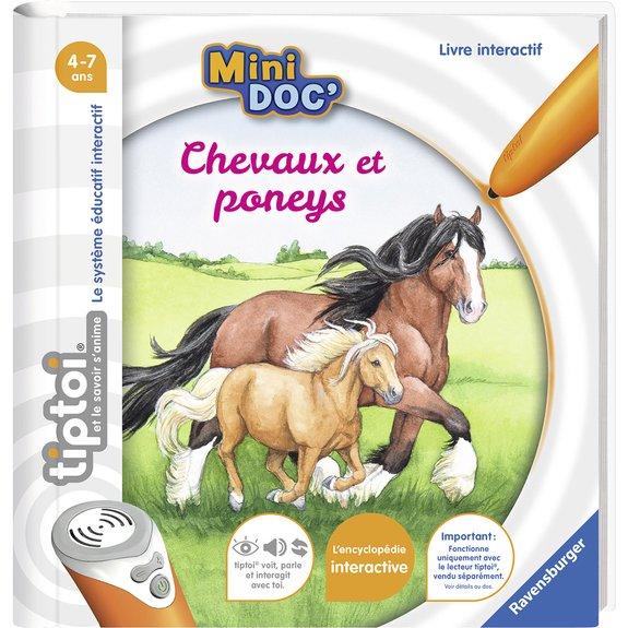 Tiptoi - Mini Doc' - Chevaux et poneys