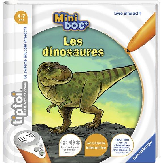 Tiptoi - Mini Doc' - Les dinosaures