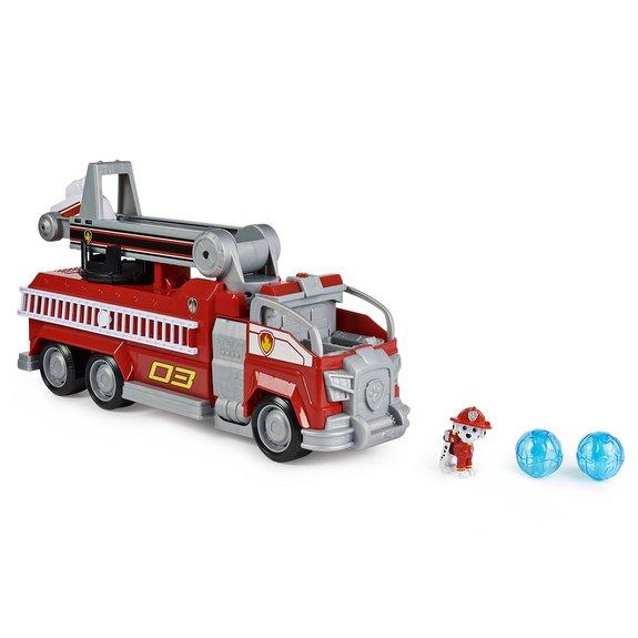 Camion de pompiers transformable Marcus La Pat'Patrouille