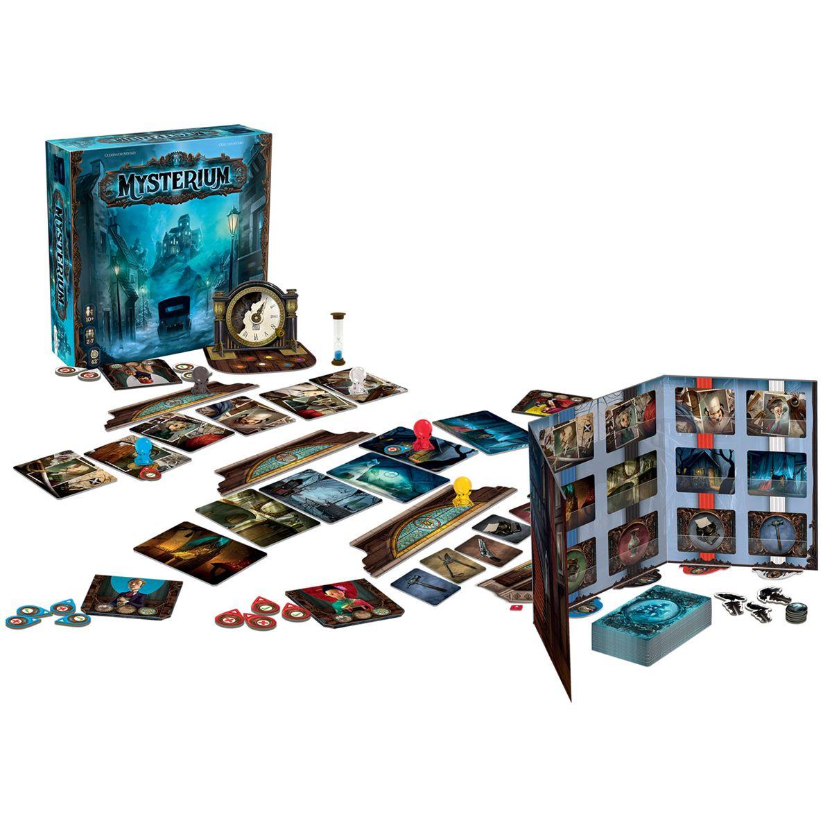 Mysterium - Jeux de société et Puzzles - La Grande Récré