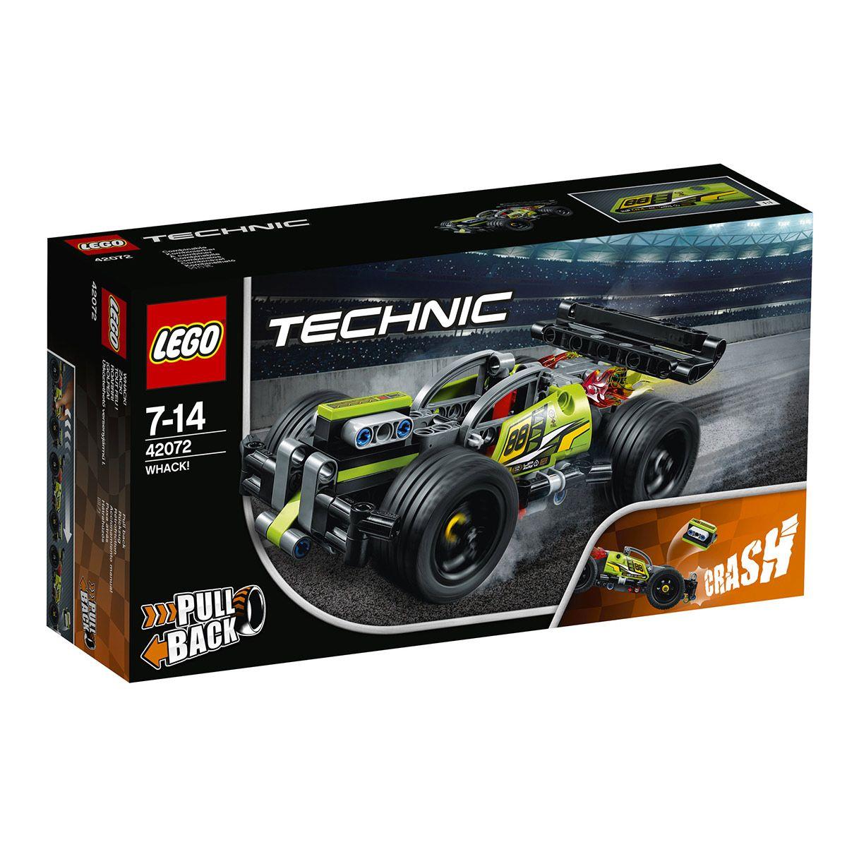 Récré Feu Lego Technic Sport 42072 La Tout Et Aventures Grande 7yYfI6gbv