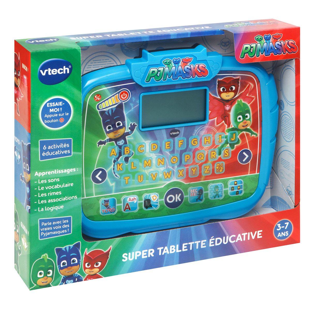La Pyjamasques Récré Éducative Éducatifs Tablette Grande Jeux KFcTl1J