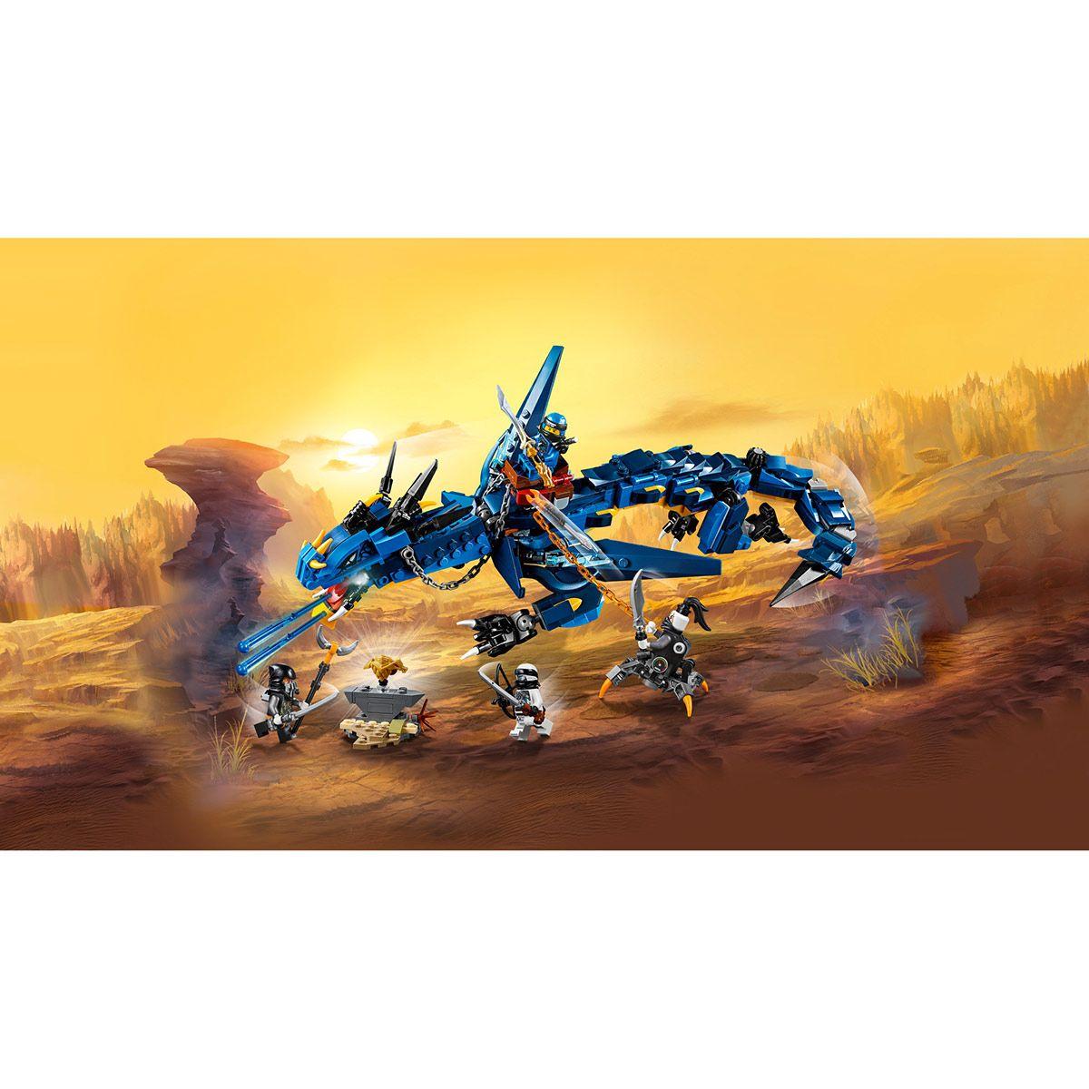 Lego Et Le Dragon PiratesChevaliers Stormbringer Ninjago 70652 F3T1JKcl