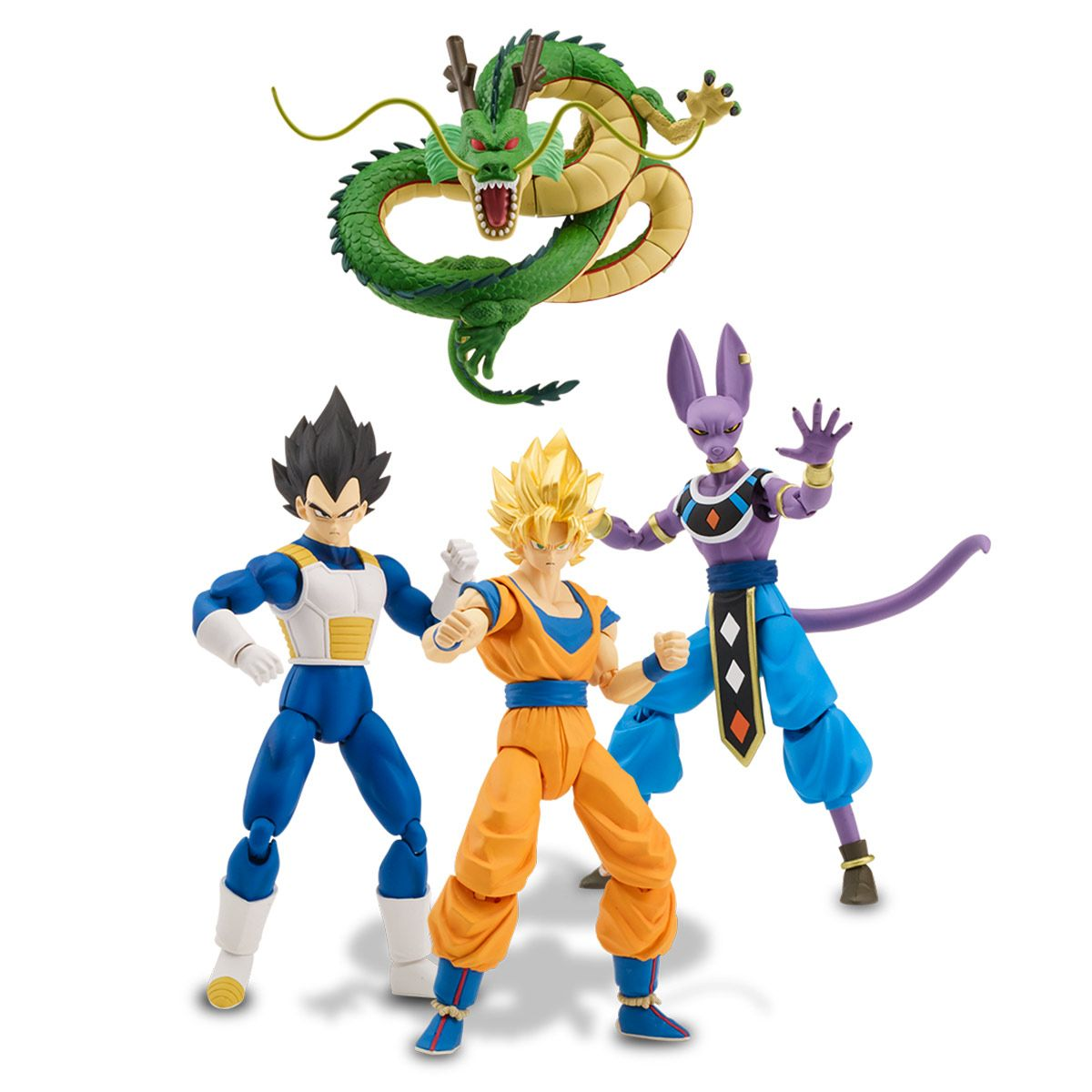 figurine dragon ball 17 cm bandai