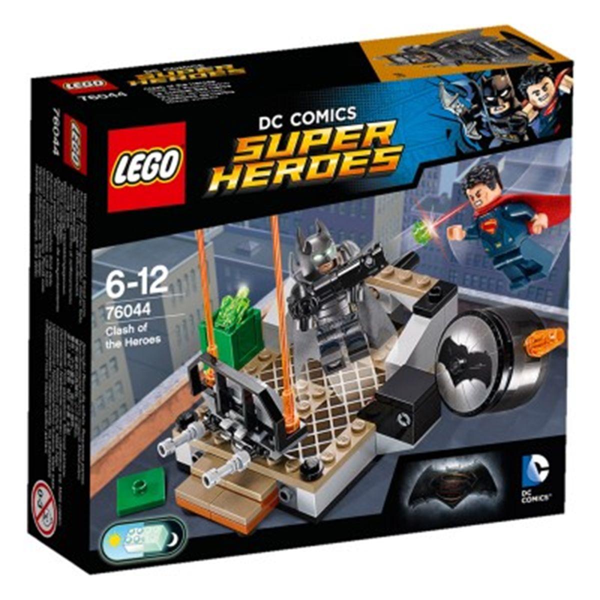 Héros Comics 1 Superman Super Dc Lego Heroes Vs Batman 76044 WID9EH2Y