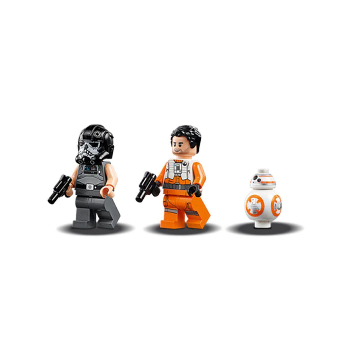 Lego Interceptor Ace Star 75242 HérosCinéma Wars Black Tie Super qRjLS3Ac54