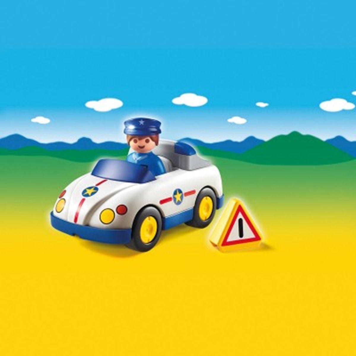 Policier Playmobil 6797 Et Voiture Véhicules La Figurines 2H9WDEYeI