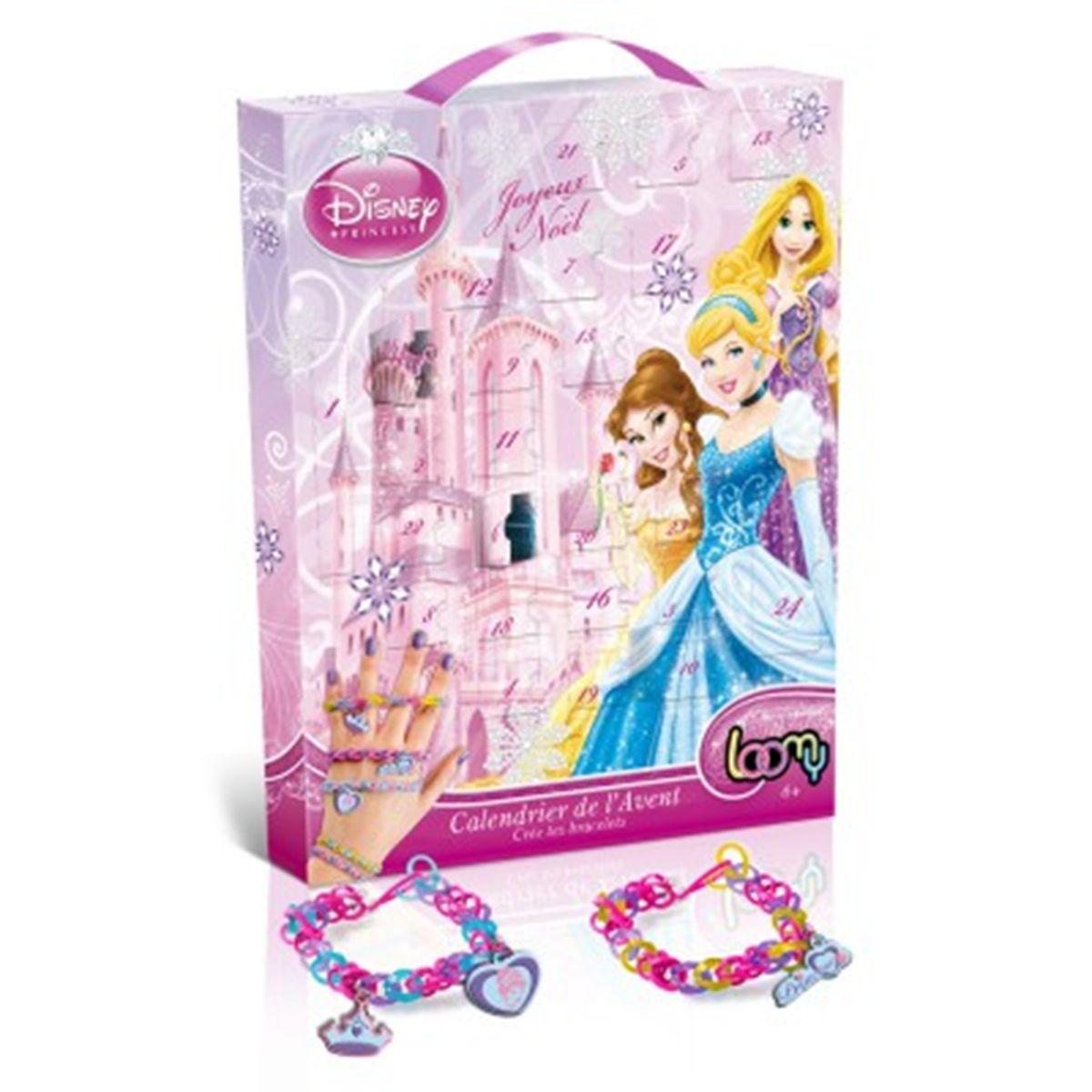 Calendrier Avent Barbie.Calendrier De L Avent Princesses Disney Jeux De