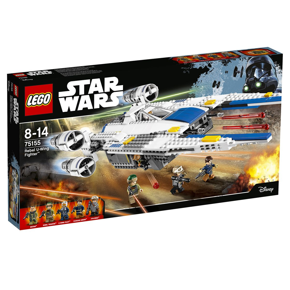 Wars Robots Lego Rebel Sciences Star Et Fictions Uwing Fighter cqALS35R4j