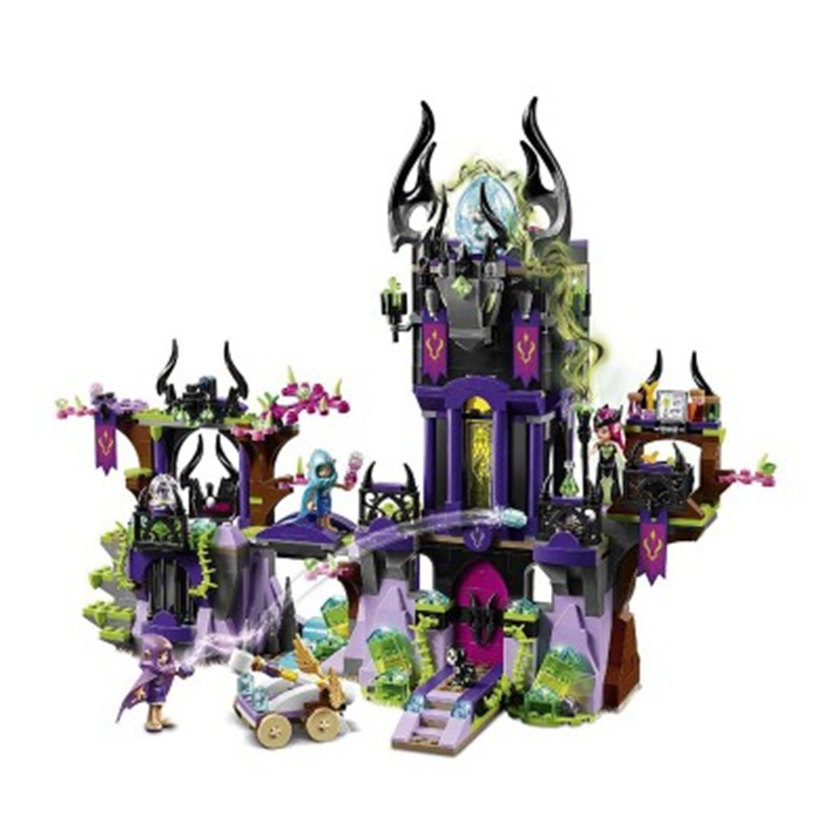 Jeux Elves Ombres 41180Le Ragana Château Lego Des De 8O0wPkn