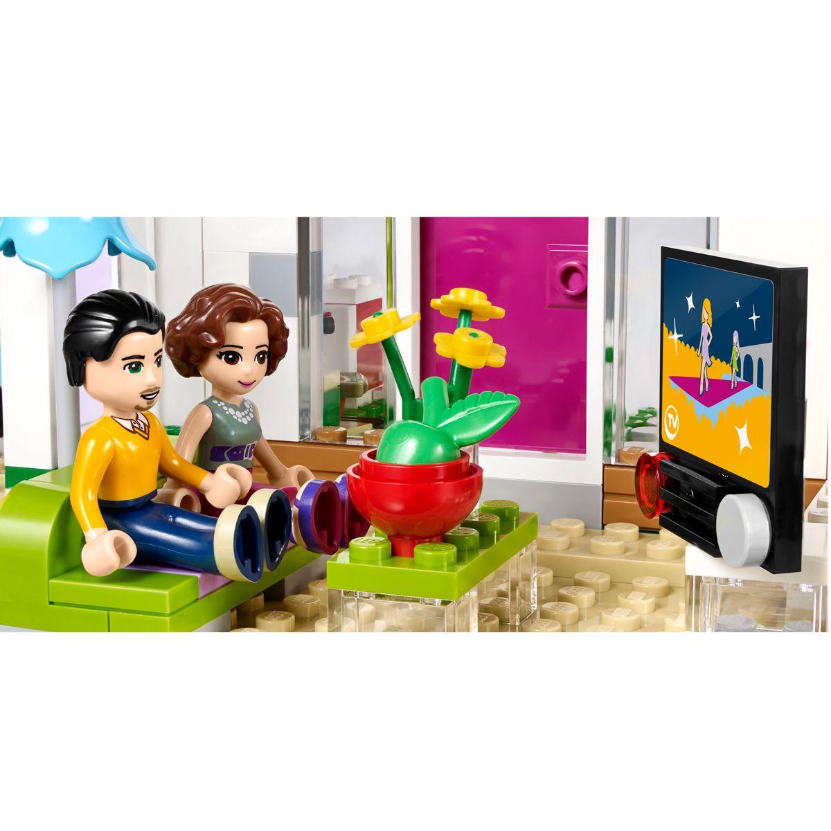 Maison Ville Et Urbains D'emma Lego Univers 41095 La Friends 0wk8PnO